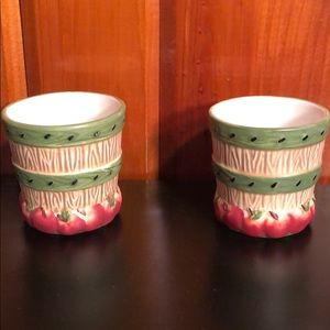 2 Yankee Candle Candle Dishes - BRAND NEW
